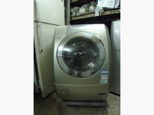 [8成新] 國際牌15公斤洗脫烘滾筒洗衣機洗衣機有輕微破損