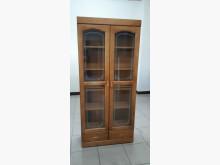 [全新] 全新3尺實木加木心板下抽書櫥書櫃/書架全新