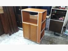 [全新] 再生傢俱~實木多功能電器櫃碗盤櫥櫃全新