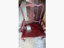 [8成新] 早期古董椅椅子有輕微破損