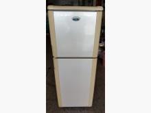 聲寶2門冰箱冷度強功能正常冰箱無破損有使用痕跡