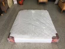 [全新] 全新雙人加大6x6.2獨立筒床墊雙人床墊全新