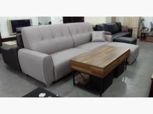 [全新] 桃園便宜傢俱)全新貓抓皮L型沙發L型沙發全新