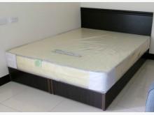 [全新] (桃園便宜傢俱)全新床組3件式A雙人床架全新