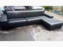 [95成新] 二手L型皮沙發L型沙發近乎全新