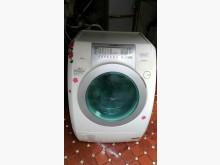 [9成新] 13公斤斜取式滾筒洗衣機~洗脫烘洗衣機無破損有使用痕跡