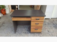 [全新] 全新3.5尺三抽工業風雙色電腦桌電腦桌/椅全新