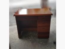 [8成新] E90103 原木色四抽書桌書桌/椅有輕微破損