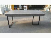 非凡鐵刀木色工業風系統接待會議桌會議桌無破損有使用痕跡