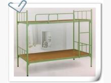 【台北二手家具】3尺鐵製上下舖單人床架全新