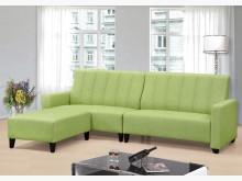 [全新] 喬青森 L型貓抓皮沙發L型沙發全新
