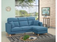 [全新] 喬雷塔 L型布沙發L型沙發全新