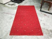 非凡二手6.6x3.3尺 紅地毯地毯/墊子無破損有使用痕跡