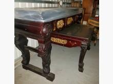 [9成新] 30年8尺檜木神明上下桌其它無破損有使用痕跡