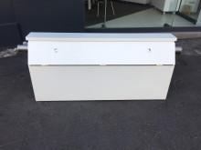全新 常春藤純白色雙人5尺床頭櫃床頭櫃全新