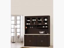 [全新] 喬納多 仿石面5.3尺餐櫃碗盤櫥櫃全新