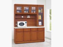 [全新] 喬德里 石面5.3尺餐櫃碗盤櫥櫃全新