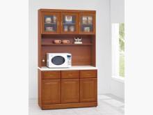 [全新] 喬德里 石面4尺餐櫃碗盤櫥櫃全新
