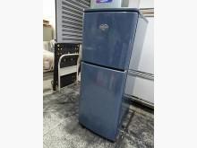 夏普107L冰箱含運有保固洗衣機無破損有使用痕跡