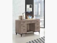 [全新] 時尚傢俱-B全新}橡4尺七抽書桌書桌/椅全新