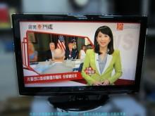 【台北二手家具】樂金42吋電視電視無破損有使用痕跡