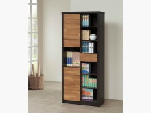 [全新] 時尚傢俱-B全新}雙色積層木書櫥書櫃/書架全新