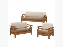 [全新] 時尚傢俱-B全新}南檜實木板椅組木製沙發全新