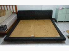 三合二手物流(精美6成6床架)雙人床架無破損有使用痕跡