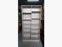 [全新] 工廠出清白橡3尺木心板開放式書櫃書櫃/書架全新