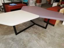 有造型會議桌會議桌近乎全新