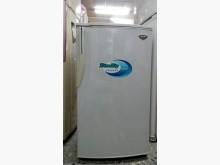 [8成新] 夏普 136公升單門冰箱冰箱有輕微破損
