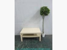 【台北二手家具】白橡色3尺大茶几茶几無破損有使用痕跡
