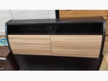 [全新] 雙色5尺USB造型床頭櫃床頭櫃全新