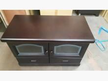 [全新] 工廠直營胡桃色3尺半實木電視櫃電視櫃全新