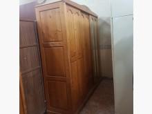 [9成新] 北方松7尺衣櫃衣櫃/衣櫥無破損有使用痕跡