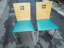 [9成新] 兩張書桌椅書桌/椅無破損有使用痕跡