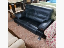 [9成新] 雙人皮沙發160*84*90雙人沙發無破損有使用痕跡