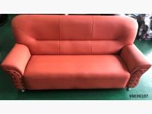 [全新] 99036107貓抓三人坐沙發雙人沙發全新