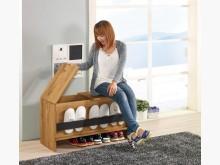 [全新] 費利斯3尺功能坐鞋櫃鞋櫃全新