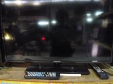 [8成新] 三星32吋LED液晶色彩鮮畫質佳電視有輕微破損