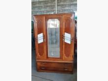[9成新] 早期老件檜木實木衣櫥櫥/櫃無破損有使用痕跡