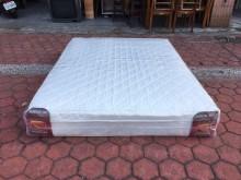 [全新] 全新標準雙人5尺三線乳膠獨立筒床雙人床墊全新