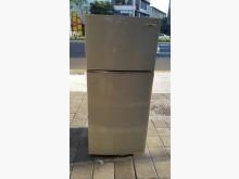 [7成新及以下] G1214FJJ 聲寶雙門冰箱冰箱有明顯破損