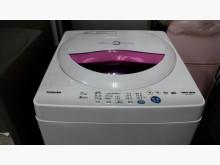 [9成新] 東芝7公斤洗衣機內槽已清洗洗衣機無破損有使用痕跡