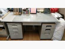 [7成新及以下] 二手OA電腦桌3電腦桌/椅有明顯破損