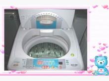 [9成新] 9成新~東芝套房洗衣機其它電器無破損有使用痕跡