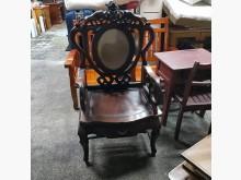 [9成新] 紫檀太師椅67*46*121其它桌椅無破損有使用痕跡