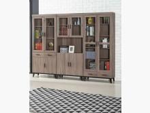 [全新] 麥汀娜古橡色8尺書櫃組20200書櫃/書架全新