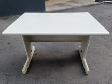 非凡二手家具 100cm 辦公桌辦公桌無破損有使用痕跡