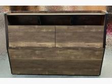 [全新] 全新秘境5尺床頭櫃床頭櫃全新